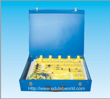 Circuit demonstration breadboard