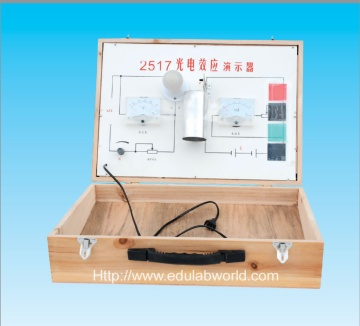 Photoelectric effect demonstrator